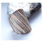 109 pierścionek vintage, mosiądz posrebrzany -