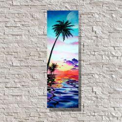 """""""Letni wieczór"""" obraz akrylowy"""