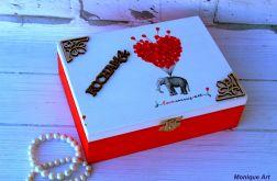 Pudełko na biżuterię, Walentynki