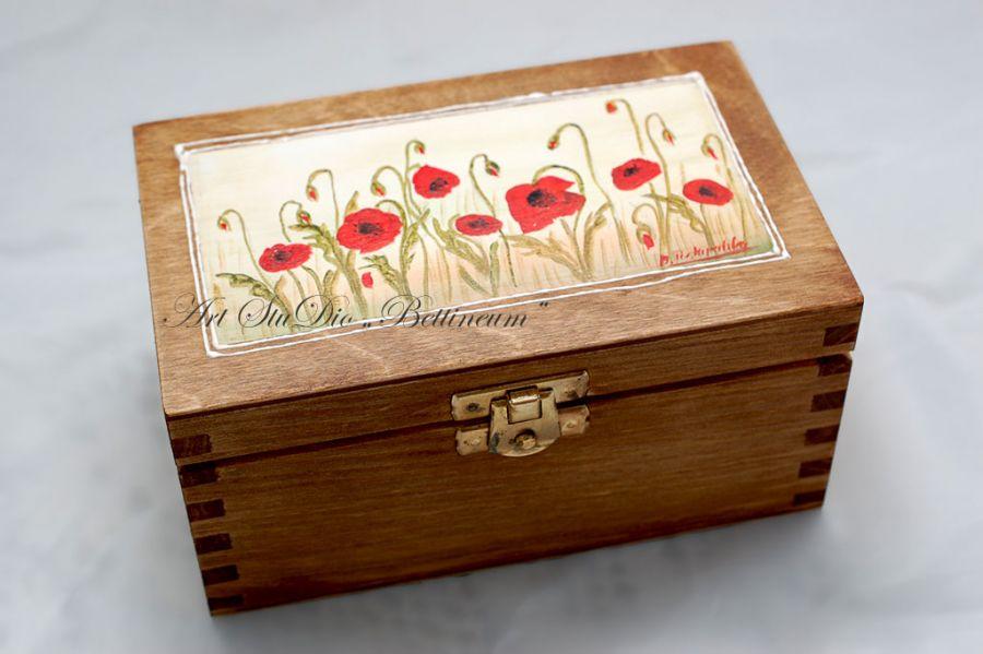 Pudełko maki -