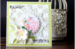 Kartka z kwiatami #2