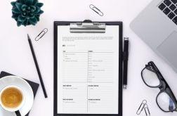 Kalendarz z planerm. Zadbaj o swój rozwój PDF
