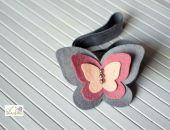 Opaska Motylek