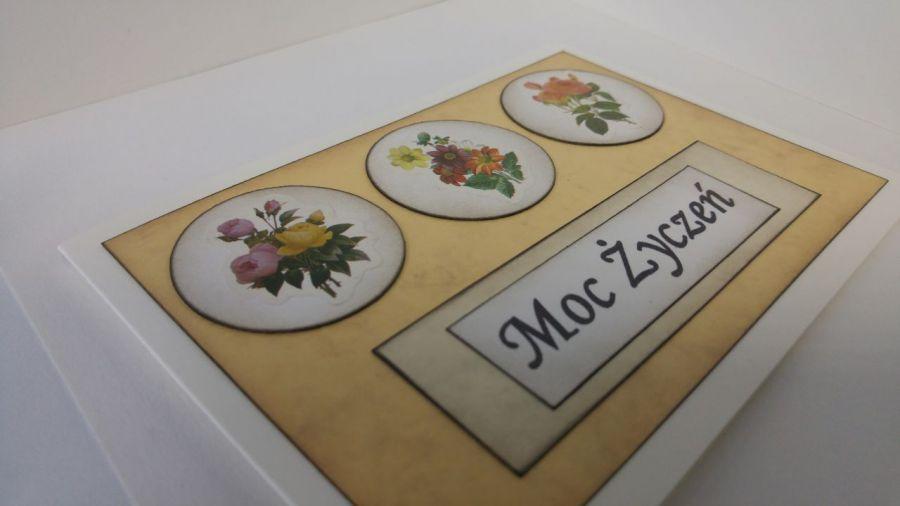 Kartka uniwersalna - Moc życzeń (2)