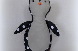 Pingwinek w groszki