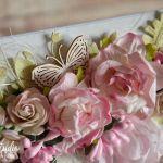 W Dniu Ślubu - romantyczna kopertówka