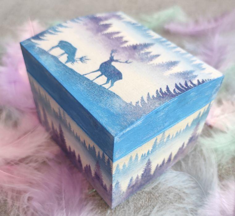 Pudełko ozdobne Zimowe Klimaty  - Zimowe Klimaty 2