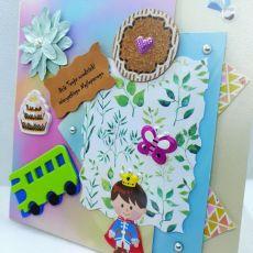 Kartka urodzinowa dziecięca #2