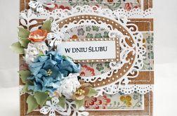 Kwieciesty Komplet z okazji Ślubu