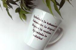KUBEK Latte CZEKOLADA 1