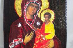 ikona - Maryja z dzieciątkiem 1