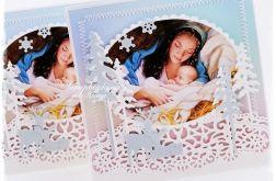 Boże Narodzenie z Maryją - kartka #2