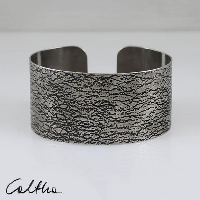 Metalowa bransoleta - siatka 180107-03