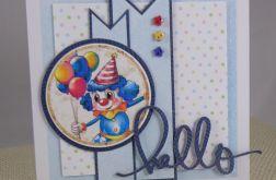 kartka dla dziecka #1