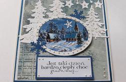 Kartka świąteczna # 2