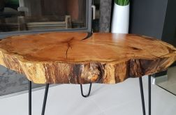 Stolik plaster drewna dąb