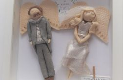 Anioł Stróż prezent spersonalizowany ślub