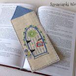 Zakładka do książki - Drzwi