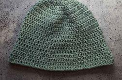 Letni bawełniany kapelusz szałwia