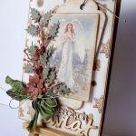 Boże Narodzenie A96 - kartka bożonarodzeniowa