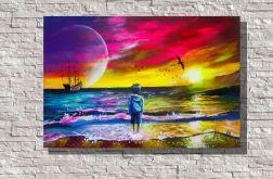 """""""Sen o marzeniach"""" baśniowy obraz"""