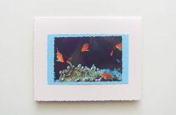 Uniwersalna kartka z rybkami 2