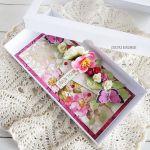 Kartka urodzinowa z motylkami, 547