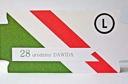 Dla kibica Legii Warszawa - barwy Legii