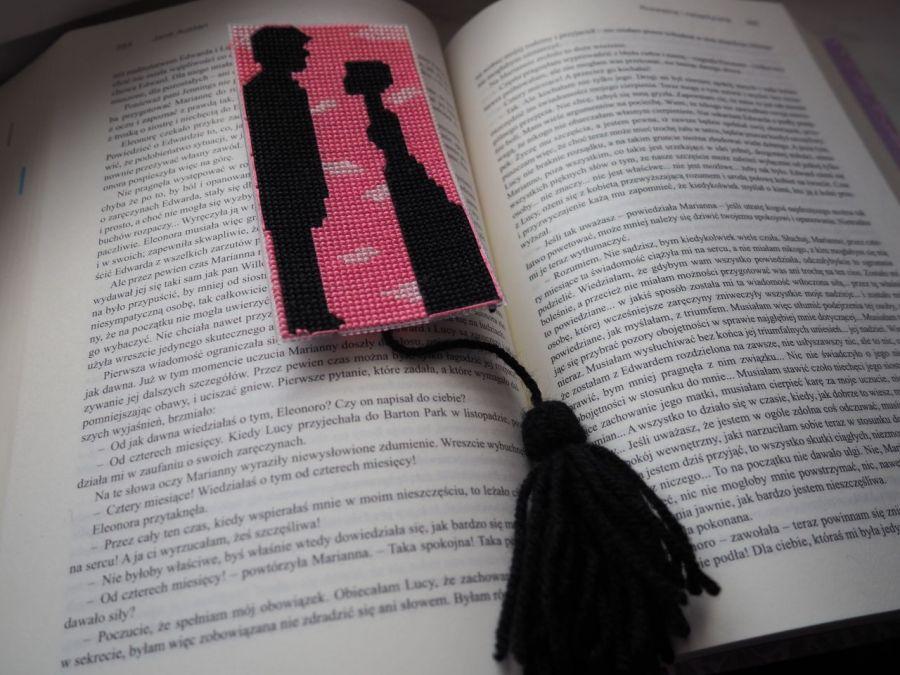 """Zakładka do książki """"Duma i uprzedzenie"""""""