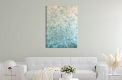 Obraz w stylu boho 60x80 cm Peaceful Meadow