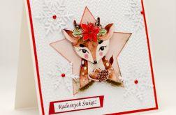 Kartka świąteczna KBN18028