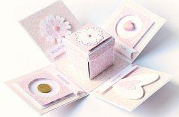 Eksplodujące pudełko z życzeniami