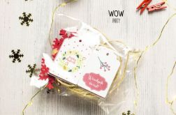 Zestaw do pakowania prezentów VINTAGE 2
