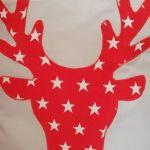 Świąteczna poszewka na jaśka 40x40