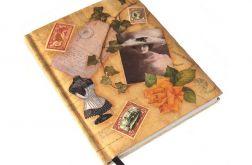 WSPOMNIEŃ CZAR - pamiętnik, notes
