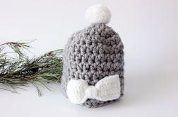 Zimowa czapka dla maluszka
