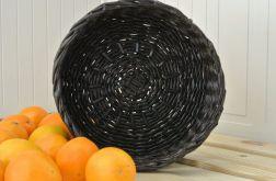 Koszyk okrągły wiklina papierowa