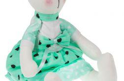 Kicia Kasia w miętowej sukieneczce, Tilda