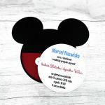 Zaproszenie na Roczek Mickey ZUD 001  - Zaproszenie na Roczek Mickey (3)
