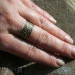 Na dobre zdrowie - obrączka runiczna - amulet