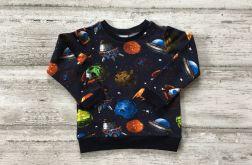 Bluza dresowa rozmiar 92
