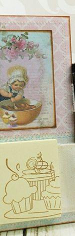 Notes na lodówkę -Mała Kuchareczka