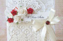 W Dniu Ślubu z koronką