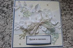 Kartka ślubna 2