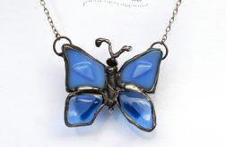 Niebieski motyl II