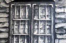 Zrujnowane okno 1