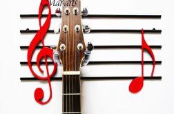 Wieszak na gitarę