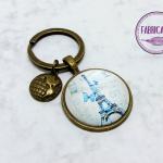 Brelok do kluczy z Wieżą Eiffla - Fabricate