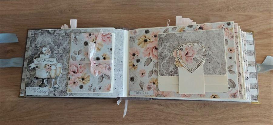 Album ślubny - null