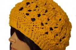 słoneczny beret
